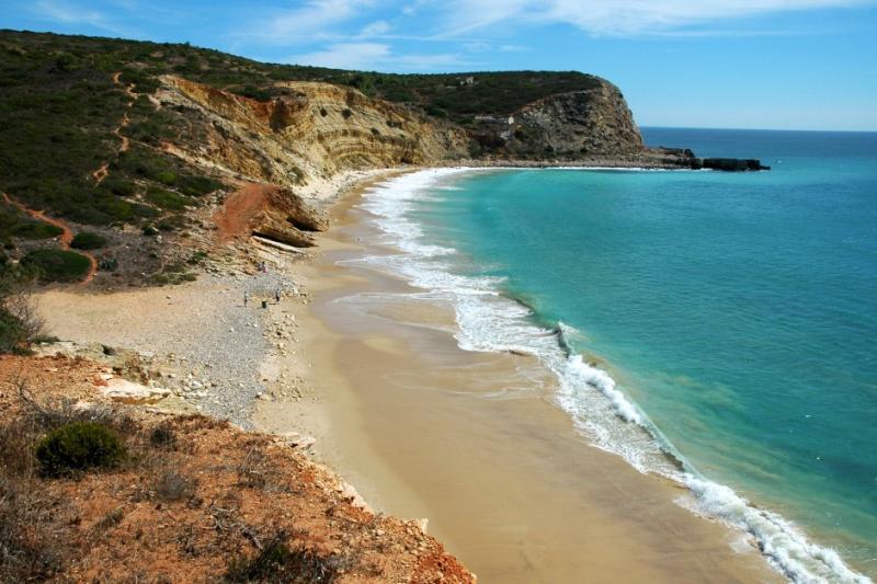Praia Cabanas Velhas (Almádena)