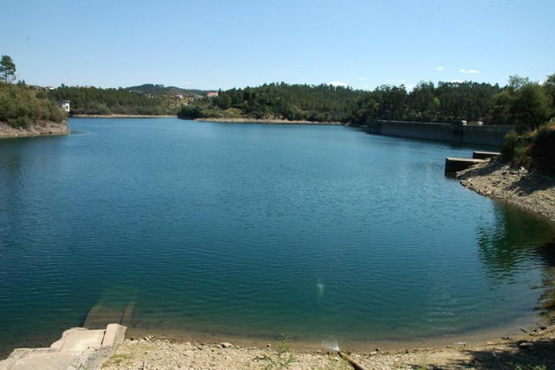 Barragem de Castelo de Bode