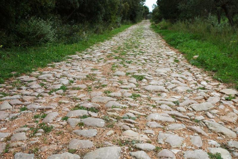 Calçada Romana do Viso