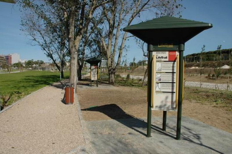 Parque Urbano de Miraflores