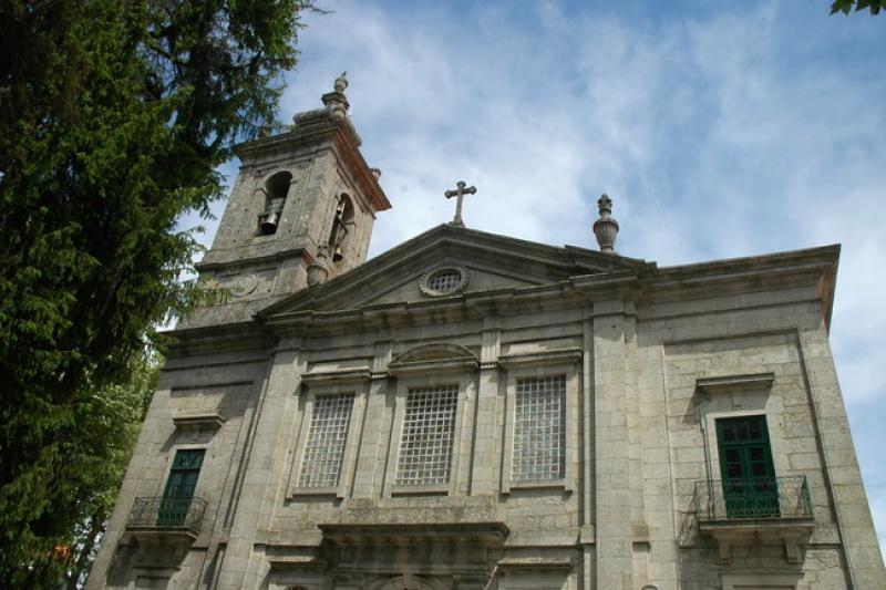 Igreja de São Pedro ( Castro Daire )