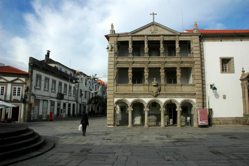 Edifício da Misericórdia e Igreja